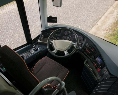 Fahrersitz
